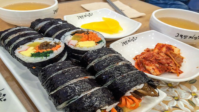 5 Easy-to-Find Vegetarian (and Vegan) Dishes in Korea