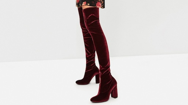 Pretty Knee-High Boots to Keep You Warm