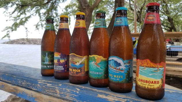 10 Things You Didn't Know About Hawaii's Kona Brewing