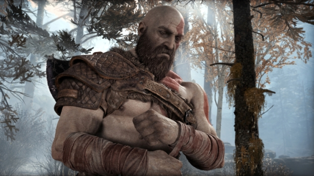 <i>God of War</i> Is a Great Reminder That Most of Our Dads Suck