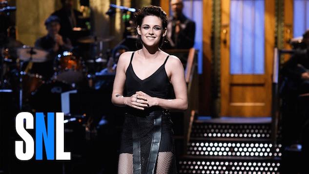 <i>Saturday Night Live</i> Review: Kristen Stewart/Alessia Cara