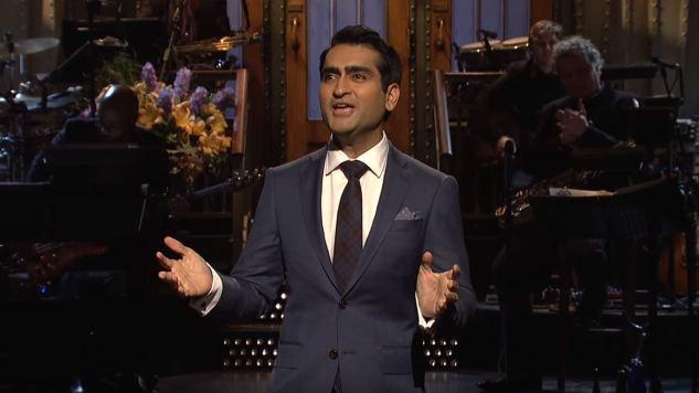 "<i>Saturday Night Live</i> Review: ""Kumail Nanjiani / Pink"""