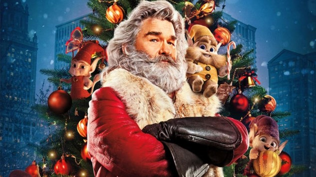 Kurt Russell Is the Most Inexplicable Santa Claus in <i>The Christmas Chronicles</i> Trailer