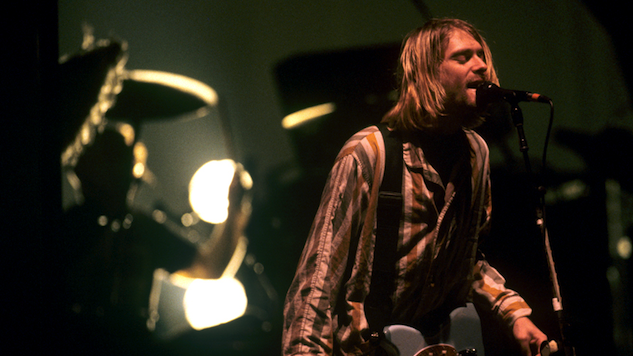 Black Book Guitars to Auction off Kurt Cobain's Guitar, 10 Percent of Proceeds Go to Charity