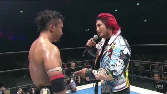 Wrestle Kingdom 11 Gave Us the Best IWGP Jr. Heavyweight Title Match in Tokyo Dome History