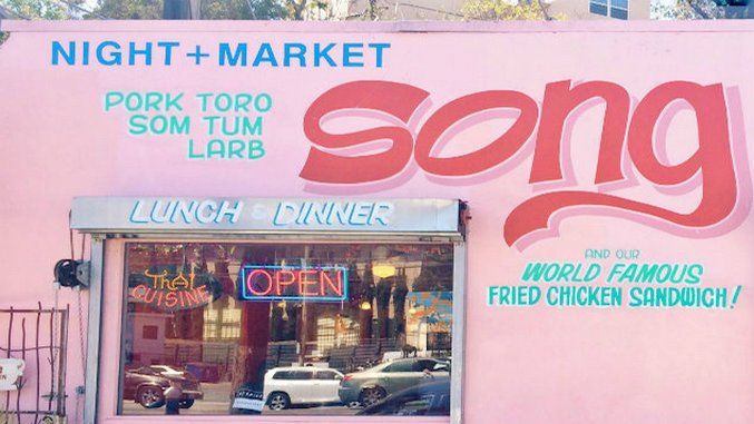 Take 5: Ethnic Dining in Los Angeles