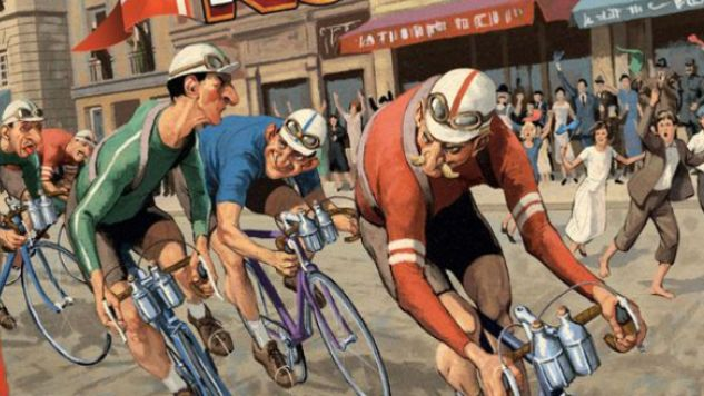 <i>La Flamme Rouge</i> Turns Balance into an Ethos