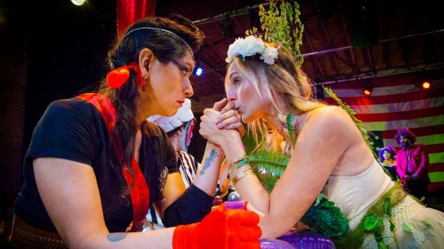 Arm Wrestling with Destiny: The Los Angeles Lady Arm Wrestlers
