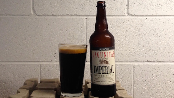 Lagunitas High West-ified Imperial Coffee Stout Review