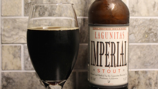 Lagunitas Imperial Stout Review