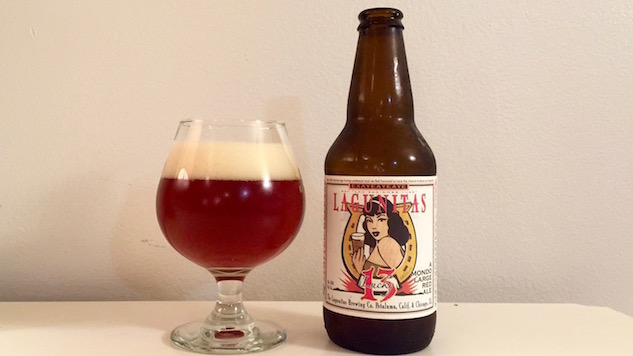 Lagunitas Lucky 13 Review