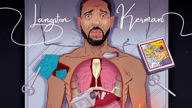 Listen to an Exclusive Track from Langston Kerman's Comedy Central Album