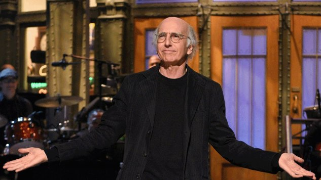 "<i>Saturday Night Live</i> Review: ""Larry David/The 1975"""