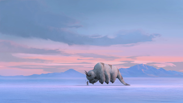 Netflix Announces New Live-Action <i>Avatar: The Last Airbender</i> Series