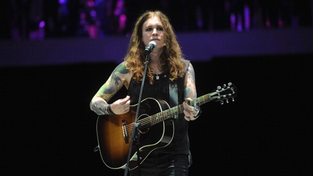 "Laura Jane Grace of Against Me! Shares a New Summer Tune, ""Park Life Forever"""