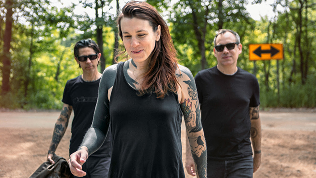 Laura Jane Grace of Against Me! Announces Debut Album with The Devouring Mothers, Releases First Single