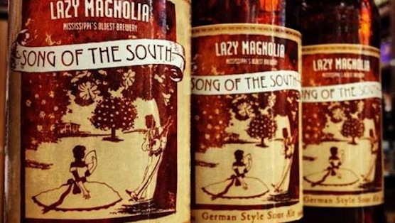 Lazy Magnolia Song of the South Review