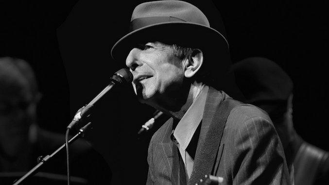 Leonard Cohen-Inspired Art Exhibit to Open at Montreal Museum