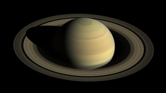 Space Matter: A Brief History of Cassini