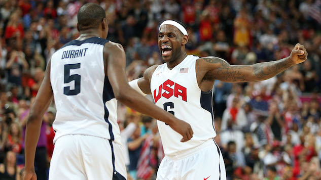 Olympic Basketball Is Really Boring. Here's How to Fix it.