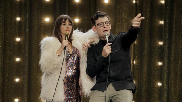 Watch Natasha Leggero and Moshe Kasher Roast a Couple in Their Netflix Stand-up Special