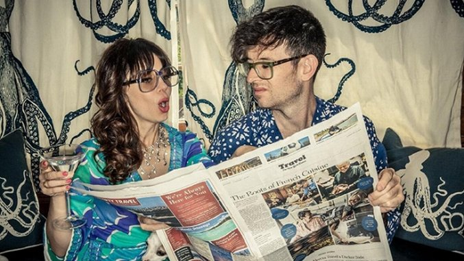 Natasha Leggero and Moshe Kasher: Newlyweds on Tour