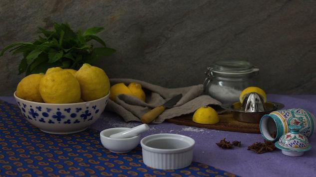 Preserved Lemons are Magic
