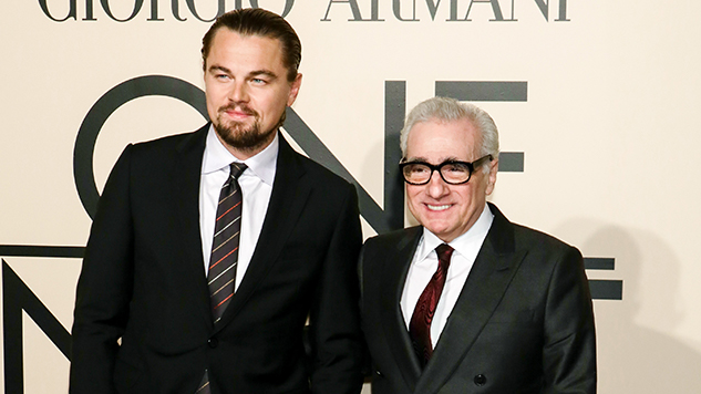 Leonardo DiCaprio and Martin Scorsese Reunite for <i>Killers of the Flower Moon</i>