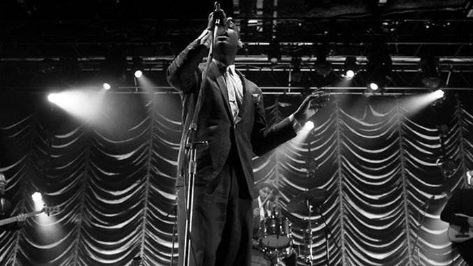 Live: Leon Bridges @ The Fillmore