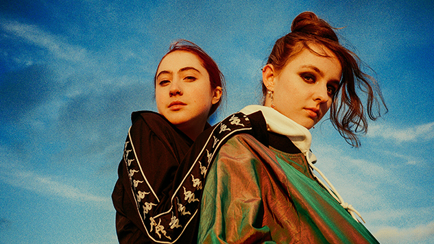 Let's Eat Grandma Announce 2019 U.S. Tour