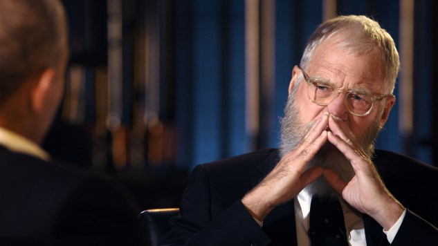Netflix Renews David Letterman's Talk Show for Season Two