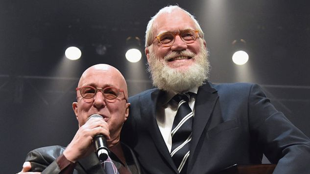 Letterman and Paul Shaffer Return to Late-night on <i>Jimmy Kimmel Live: Back to Brooklyn</i>