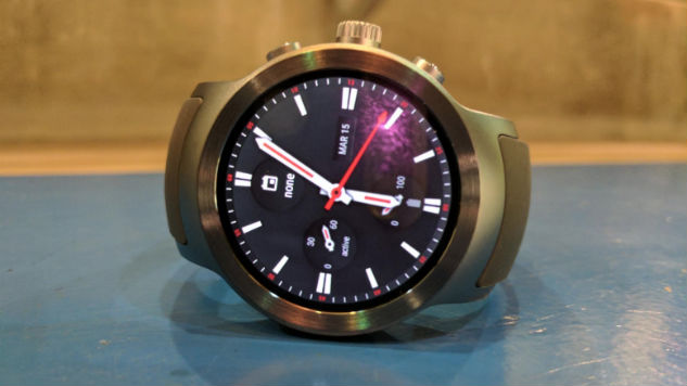 LG Watch Sport Review: A Rugged New Android Smartwatch