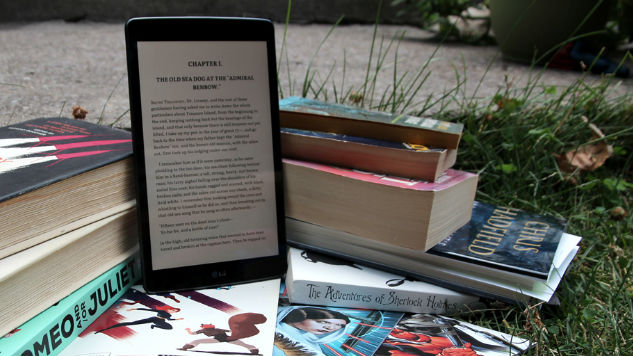 LG G Pad X 8.0 Review: A Budget Tablet as the Perfect E-Reader