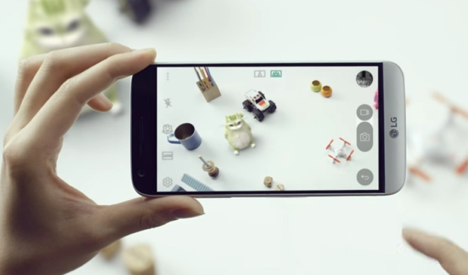 Samsung Galaxy S7 vs  LG G5: Flagship Face Off :: Tech