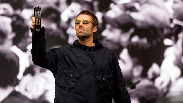 Liam Gallagher Announces North American Tour
