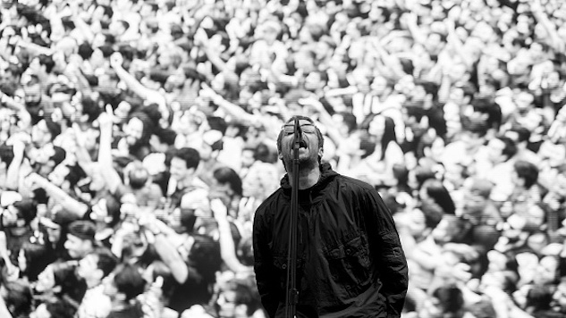 """Watch Liam Gallagher's Thought-Provoking New Video, """"Paper Crown"""""""