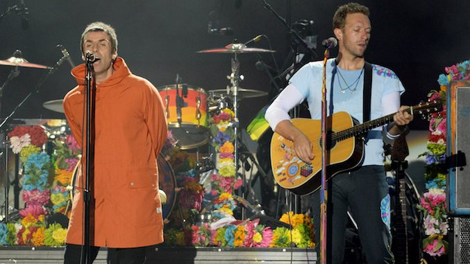 Liam Gallagher Lashes Out at Brother Noel After One Love Manchester No-Show
