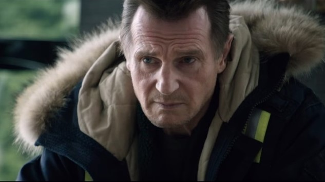 Please Enjoy 66-Year-Old Liam Neeson in Yet Another Action Movie Trailer for <i>Cold Pursuit</i>