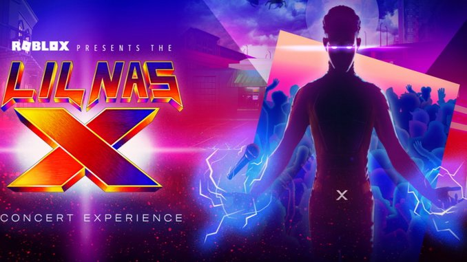 Lil Nas X Will Headline <I>Roblox</I>'s First Virtual Concert