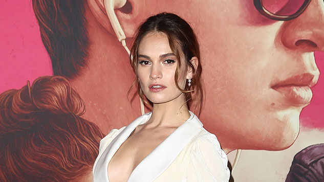 Lily James Set to Play Young Donna in <i>Mamma Mia</i> Sequel