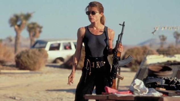 Linda Hamilton Is Returning for Another <i>Terminator</i> Movie