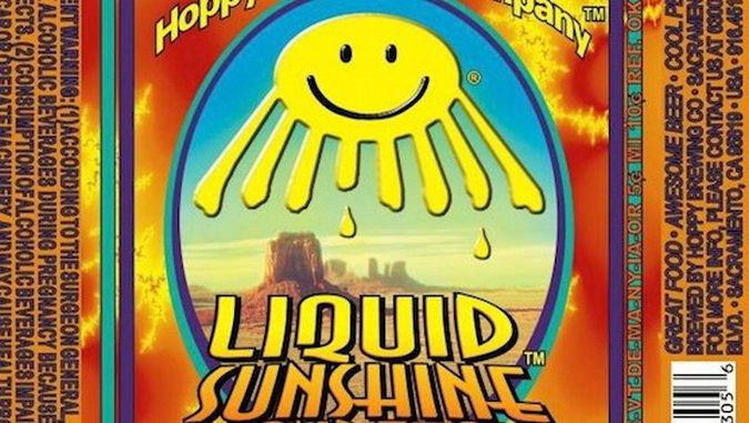 Hoppy Brewing Liquid Sunshine Review
