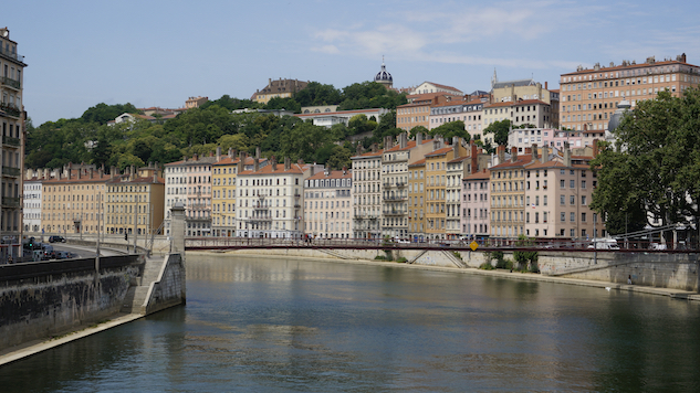 Weekend Layover: Lyon, France