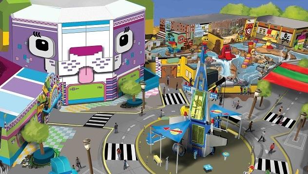 Legoland Florida Reveals Three Rides Coming to Its Lego Movie World Expansion