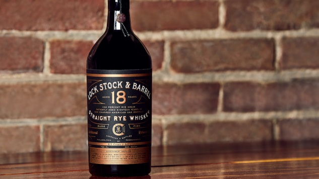 Lock Stock and Barrel 18 Year Rye Review