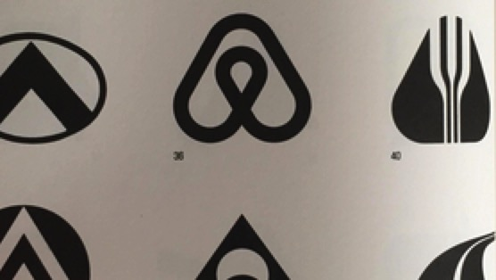 Airbnb's Controversial Logo Looks Exactly Like One From An '80s Design Book
