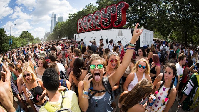 Festival Outsider: Lollapalooza, Chicago, Illinois