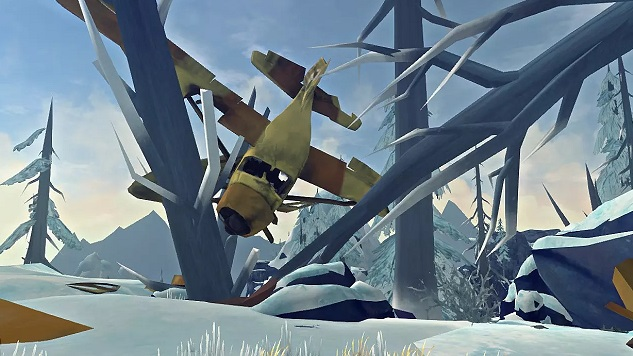 2017 Honorable Mentions: <i>The Long Dark</i>
