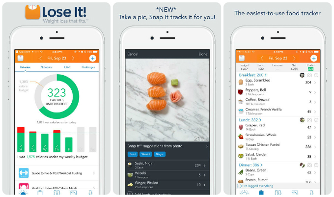 The 10 Best Apps to Help You Eat Healthy and Lose Weight :: Tech